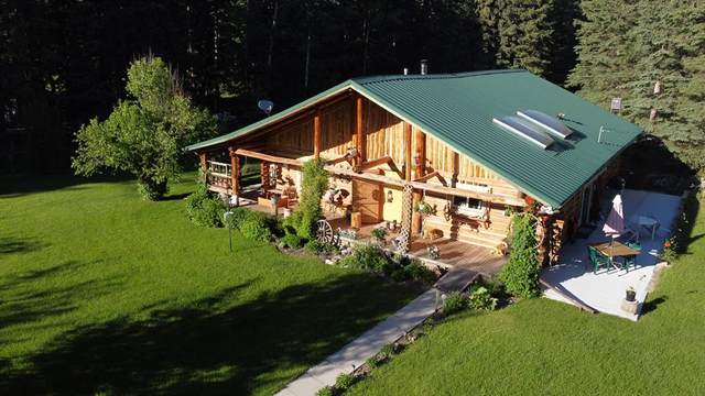 32479 Hwy 760 Highway E #12, Rural Mountain View County, AB T0M 1X0 (#A1117368) :: Greater Calgary Real Estate