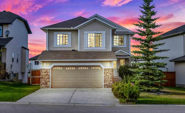329 Springmere Way, Chestermere, AB T1X 1N9 (#A1117376) :: Calgary Homefinders