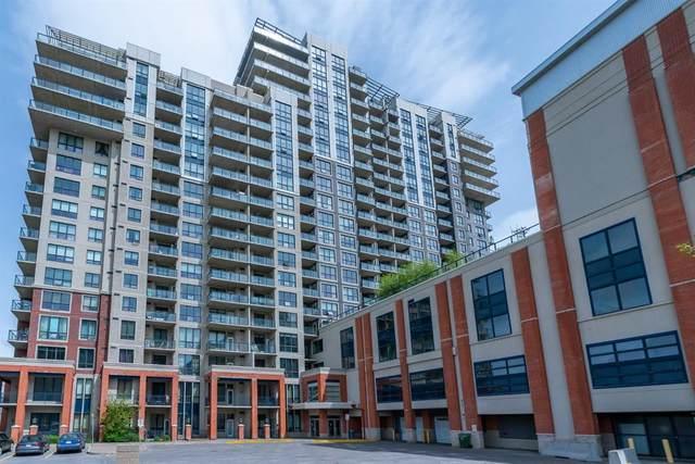 8710 Horton Road SW #1203, Calgary, AB T2P 0V7 (#A1117387) :: Western Elite Real Estate Group