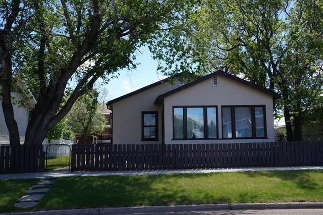 109 3 Avenue E, Hanna, AB T0J 1P0 (#A1117395) :: Greater Calgary Real Estate