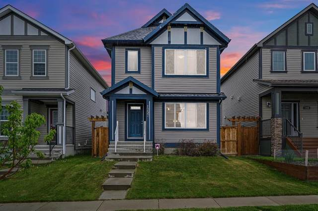 1297 Reunion Place NW, Airdrie, AB T4B 0Z6 (#A1117412) :: Calgary Homefinders