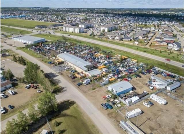 2 Industrial Drive, Sylvan Lake, AB T4S 1P4 (#A1117416) :: Calgary Homefinders