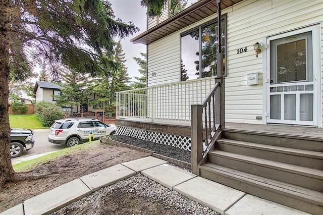 104 Bedford Place NE, Calgary, AB T3K 2J9 (#A1117421) :: Calgary Homefinders