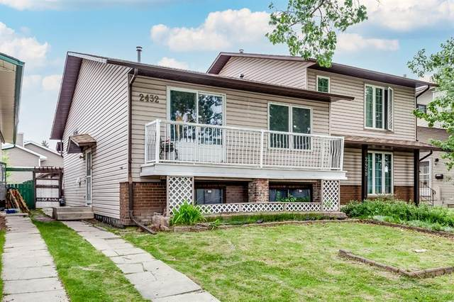2432 Woodview Drive SW, Calgary, AB T2W 4X7 (#A1117423) :: Western Elite Real Estate Group
