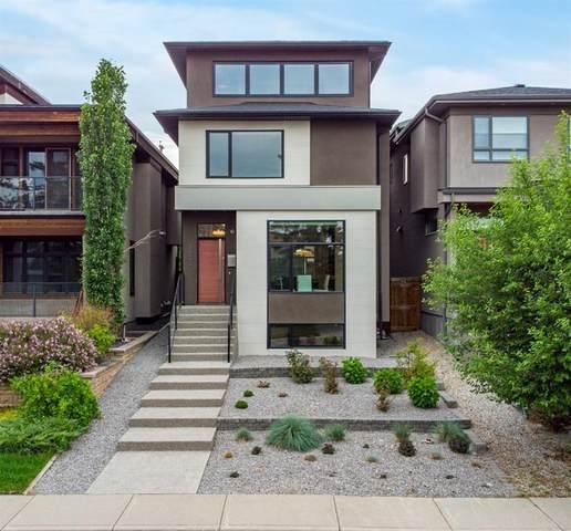 1922 Broadview Road NW, Calgary, AB T2N 3H7 (#A1117425) :: Calgary Homefinders