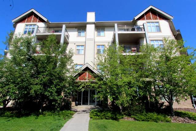 100 Lakeway Boulevard #218, Sylvan Lake, AB  (#A1117426) :: Calgary Homefinders