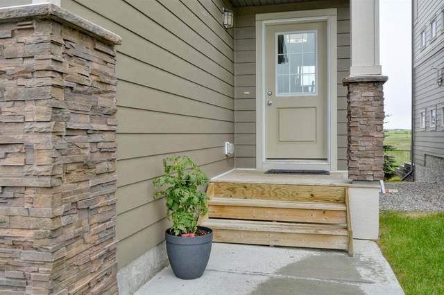 101 Sunset Drive N #643, Cochrane, AB T4C 0W7 (#A1117436) :: Calgary Homefinders