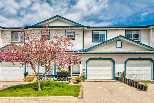 33 Stonegate Drive NW #30, Airdrie, AB T4B 2V9 (#A1117438) :: Calgary Homefinders