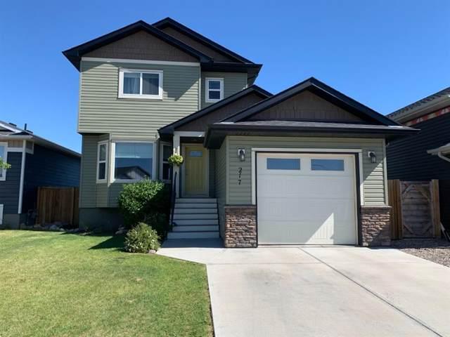 217 Sundance Drive, Coalhurst, AB T0L 0V0 (#A1117469) :: Greater Calgary Real Estate