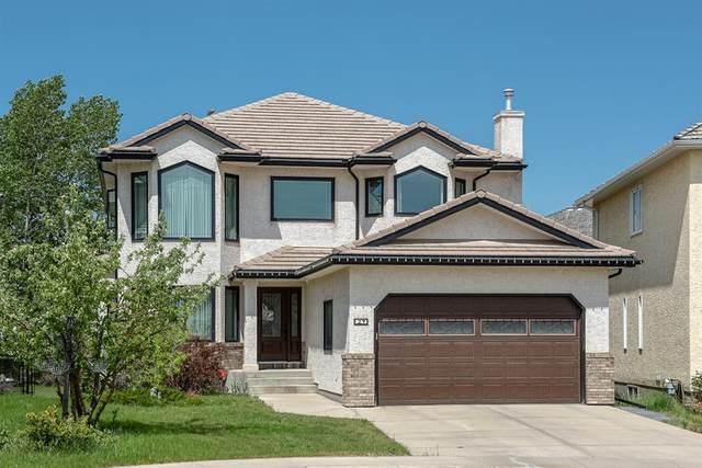 27 Hampstead Way NW, Calgary, AB T3A 6A3 (#A1117471) :: Calgary Homefinders