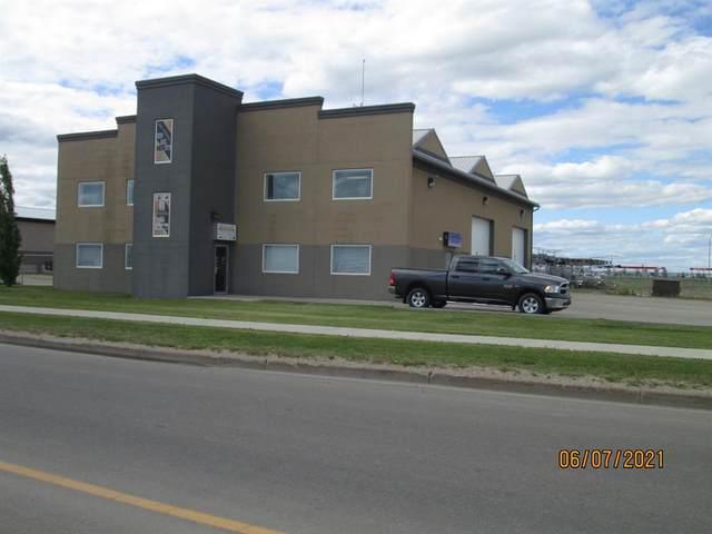 11806 97 Avenue, Grande Prairie, AB T8W 0C7 (#A1117491) :: Calgary Homefinders