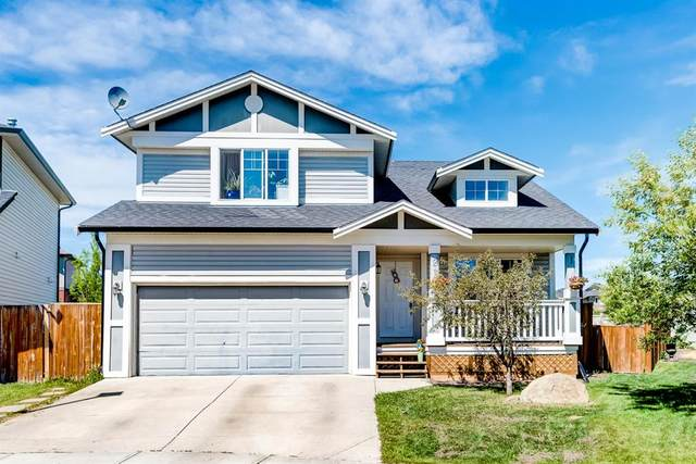 217 Luxstone Road SW, Airdrie, AB  (#A1117516) :: Calgary Homefinders