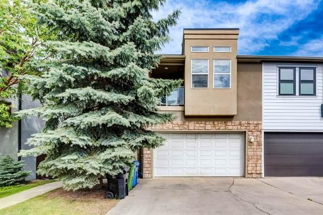 4804 16 Street SW, Calgary, AB T2T 4J5 (#A1117536) :: Calgary Homefinders