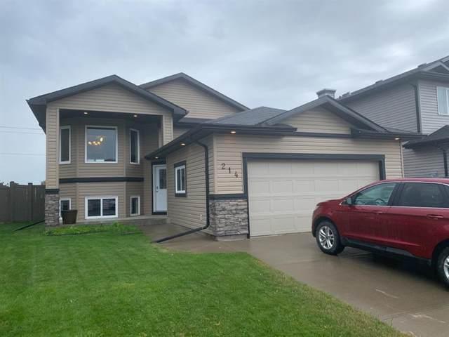 214 Gateway Manor S, Lethbridge, AB T1K 5S1 (#A1117560) :: Calgary Homefinders