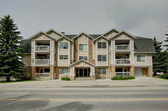 4507 45 Street SW #306, Calgary, AB T3E 6K7 (#A1117571) :: Calgary Homefinders