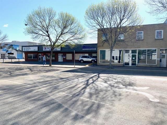 5229 50 Avenue #102, Red Deer, AB T4N 4B4 (#A1117573) :: Calgary Homefinders