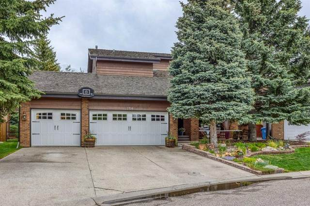 156 Canterville Drive SW, Calgary, AB T2W 3X2 (#A1117582) :: Western Elite Real Estate Group