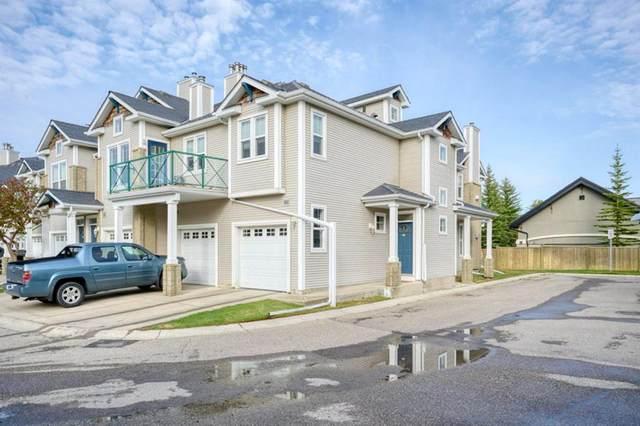 39 Hidden Creek Place NW #204, Calgary, AB T3A 6B9 (#A1117585) :: Calgary Homefinders