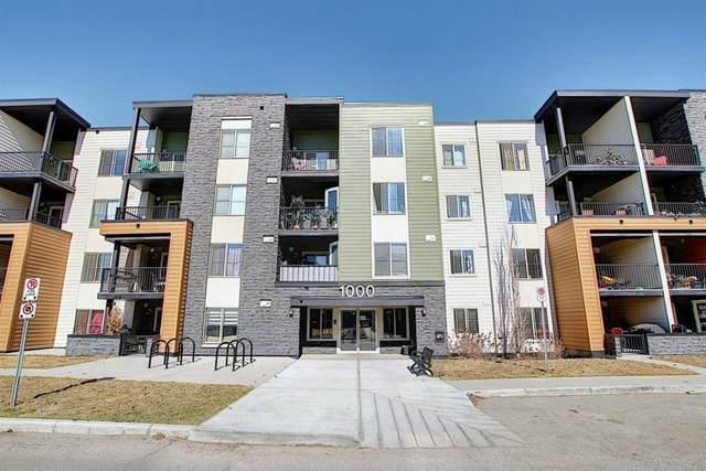 1317 27 Street SE #1309, Calgary, AB T2A 4Y5 (#A1117602) :: Calgary Homefinders