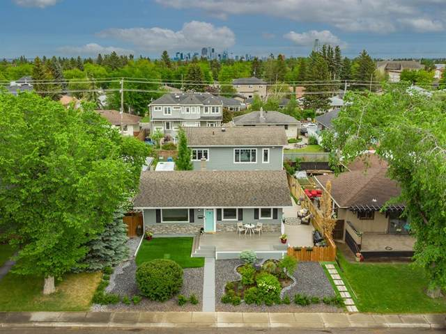 104 Westwood Drive SW, Calgary, AB T3C 2V7 (#A1117612) :: Calgary Homefinders