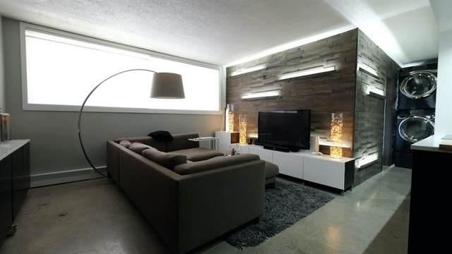 1524 15 Avenue SW #102, Calgary, AB T3C 0X9 (#A1117613) :: Calgary Homefinders