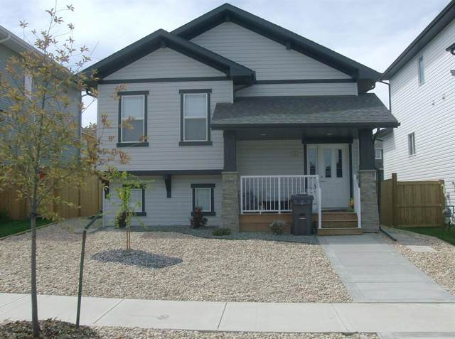 88 Reynolds Road A & B, Sylvan Lake, AB T4S 0L8 (#A1117638) :: Calgary Homefinders