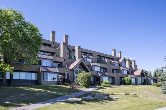 212 Village Terrace SW #10, Calgary, AB T3H 2L4 (#A1117664) :: Calgary Homefinders