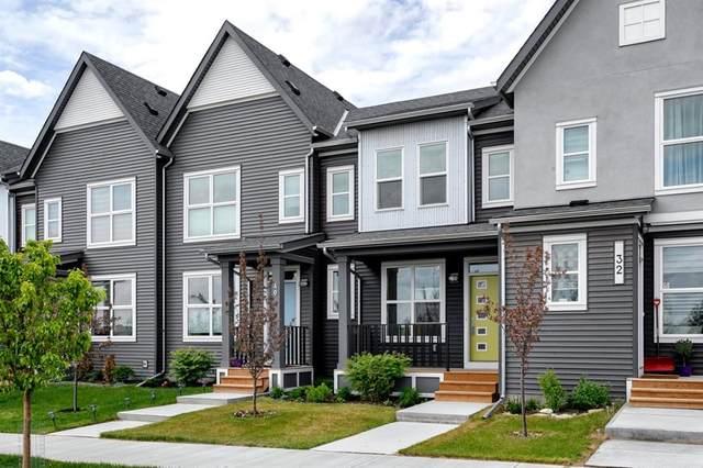 36 Carrington Boulevard NW, Calgary, AB T3P 0B1 (#A1117693) :: Calgary Homefinders