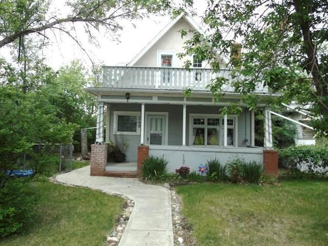 249 1 Street W, Drumheller, AB T0J 0Y3 (#A1117713) :: Calgary Homefinders