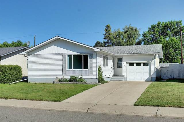 1106 Lakeview Drive S, Lethbridge, AB T1K 3E9 (#A1117721) :: Calgary Homefinders