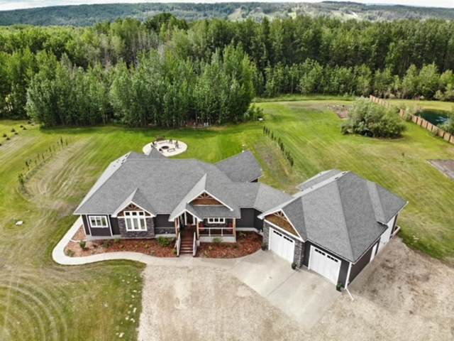 703013 Range Road 64 #17, Rural Grande Prairie No. 1, County of, AB T8W 5K1 (#A1117728) :: Calgary Homefinders