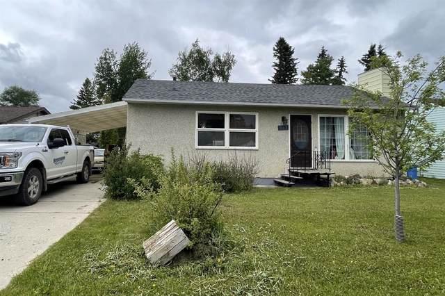 111 Poboktan Road, Hinton, AB T7V 1G6 (#A1117731) :: Calgary Homefinders