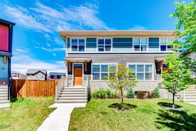 51 Masters Square SE, Calgary, AB T3M 2N3 (#A1117734) :: Calgary Homefinders