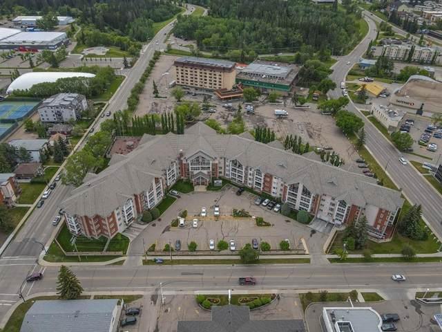 4805 45 Street #317, Red Deer, AB T4N 7A9 (#A1117735) :: Calgary Homefinders
