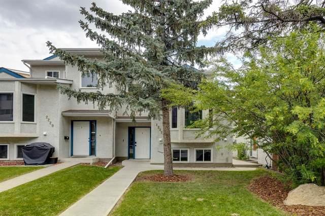 2222 29 Street SW #1, Calgary, AB T2E 2K2 (#A1117745) :: Calgary Homefinders