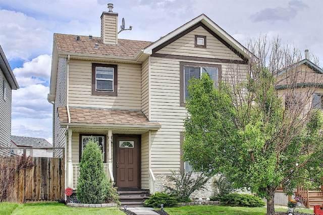 16 Covehaven Road NE, Calgary, AB T3K 5W4 (#A1117758) :: Calgary Homefinders