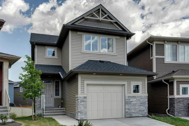 210 Bayview Circle SW, Airdrie, AB T4B 5A7 (#A1117768) :: Calgary Homefinders