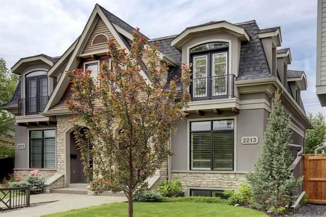 2213 32 Street SW, Calgary, AB T3E 2R4 (#A1117771) :: Calgary Homefinders