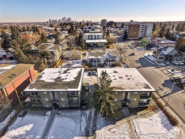 1740 & 1744 28 Street SW, Calgary, AB T3C 1L9 (#A1117788) :: Calgary Homefinders