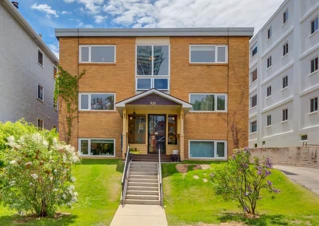 931 19 Avenue SW #1, Calgary, AB T2T 0H8 (#A1117797) :: Calgary Homefinders