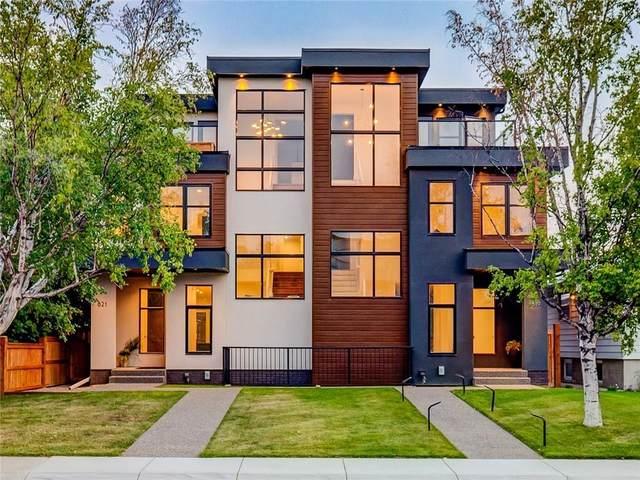 821 20A Avenue NE, Calgary, AB T2E 1S1 (#A1117798) :: Calgary Homefinders