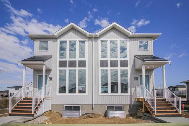 267 & 269 Grassland Boulevard W, Lethbridge, AB T1J 5S4 (#A1117813) :: Calgary Homefinders