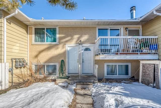 1411C 44 Street SE C, Calgary, AB T2A 0P6 (#A1117828) :: Calgary Homefinders