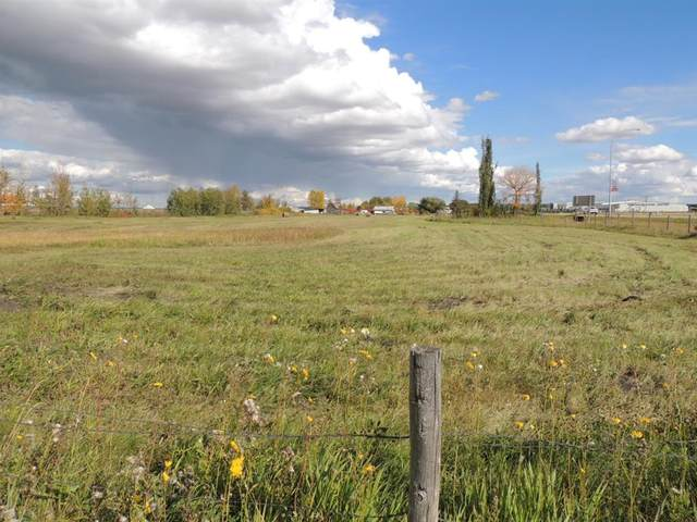 3910 Highway 12, Lacombe, AB T4L 1A6 (#A1117833) :: Western Elite Real Estate Group