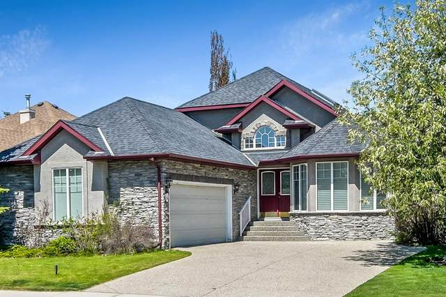 64 Strathlea Place SW, Calgary, AB T3H 4T5 (#A1117847) :: Calgary Homefinders