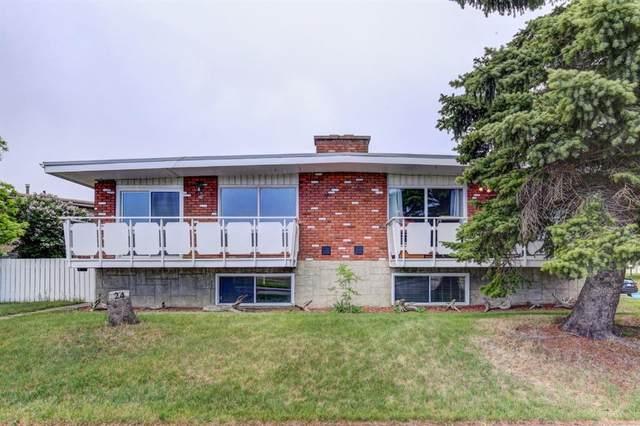 24-22 Huntford Close NE, Calgary, AB T2K 3Y6 (#A1117852) :: Calgary Homefinders