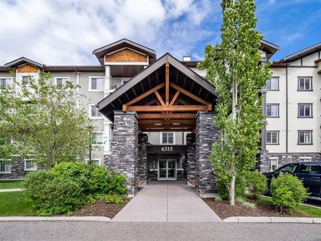 6315 Ranchview Drive NW #404, Calgary, AB T3G 1B5 (#A1117859) :: Calgary Homefinders