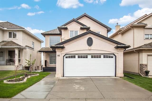 86 Hampstead Gardens NW, Calgary, AB T3A 5Y6 (#A1117860) :: Calgary Homefinders
