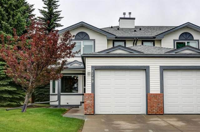 1208 Citadel Heights NW, Calgary, AB T3G 4A1 (#A1117862) :: Calgary Homefinders