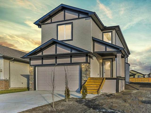 2089 High Country Rise NW, High River, AB T1V 0C9 (#A1117869) :: Calgary Homefinders